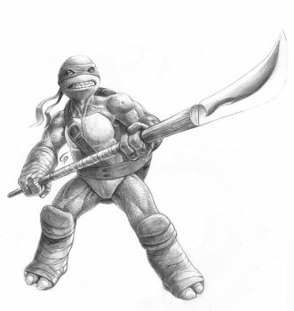 Donatello by Gad by Dreamgate-Gad