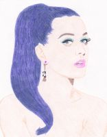 Katy Perry 2 by DeadWoodPete83