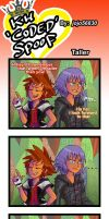 KH Re:cocded Spoof: Taller by jojo56830