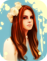Lana Del Rey by ForgetMorals