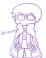 Witchbrotato Doodle :3 by MonoTheGrump