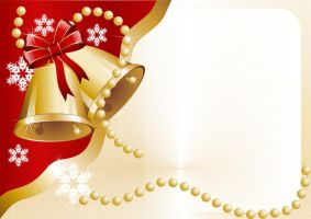 Ready background for a Christmas card. by Tumana-stock