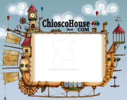 ChioscoHouse by Spiderwriter