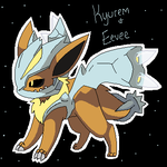 Pokemon Custom Fusion For Eevee-Woman by Spirit-Caster