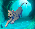 Commission: Underwater Paradise by UnknownLioness