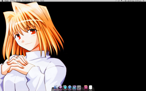 Arcueid Brunestud Desktop by LynnAryl