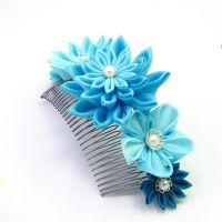 Bridal comb by offgenemi