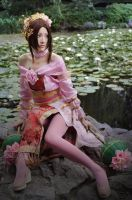 Dynasty Warriors  Diaochan by 0hagaren0