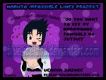 Impossible Lines 04_Sasuke 2nd by blue-iceland