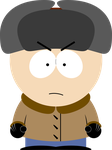 South Park style by Schmuzart