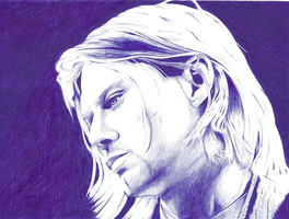 Kurt Cobain by dark-gates