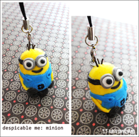 Despicable Me: Minion by jujubes