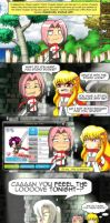 MapleStory Comic Contest Entry by TwilitAngel