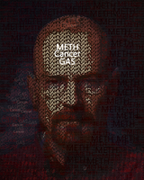 I Love The Smell of Meth In The Morning by UriahCGFX