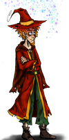 Rincewind by icelandicghost