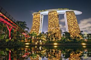 Marina Bay Sands by josgoh