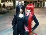 Black and Red by KiriSosha