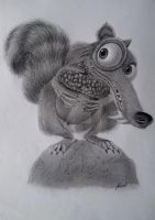 SCRAT - gone nutty by NEVSIMAL