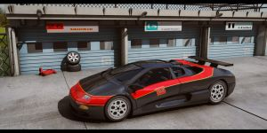 Lamborghini Acosta Racing Edition by AdamKop