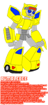VERTEX: Bumblebee by InvaderToum