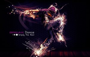 Simply the Best,Break Dance by ComyDesigns