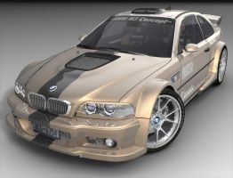 Need For Speed Pro Street BMW by M3TE0R