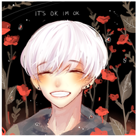Its ok. Im ok. by qwerhellur
