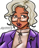 Madea Fan art by blwhere