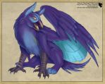 MeryGryph - GAX by Ulario