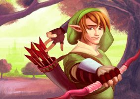 A link to the past by jaxinto