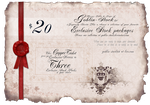 Copper Exclusive Ticket by GoblinStock