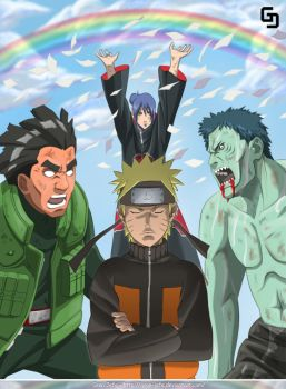 Naruto Cover 54 by gran-jefe