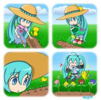 Miku's Music Garden by Randwill