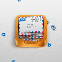 Mailapp Icon by Ikue