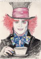 The Mad Hatter by ailema001