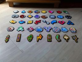 All badges by bGilliand