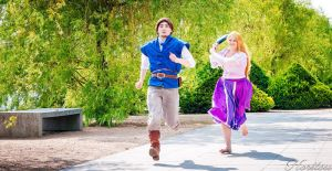 RUN! by SanjiroCosplay