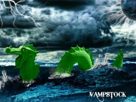 Dragon PNG Vampstock by VAMPSTOCK