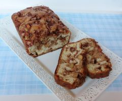 Country Apple Fritter Bread by Kitteh-Pawz