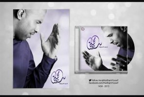 forgive me - CD Cover by HaithamYussef