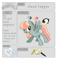 wv app: cloud hopper by ivyshire