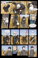 SDL: Archer in the rye 2 by dire-musaera