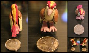 #018 Pidgeot by cheese-puff82