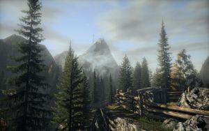 Alan Wake Landscape by winchester01