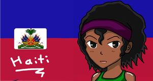 Haiti, we are with you.. by underpainoath
