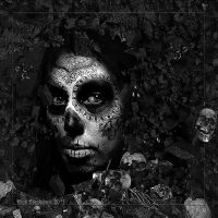 Madre de Muertos BW by Rickbw1