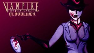 Cry Plays: Vampire The Masquerade Bloodlines by Sayuri-Zumi