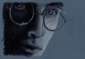 Harry Potter by wiegand90