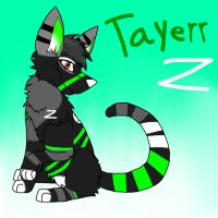 Tayerr fanart by wolvesforever122