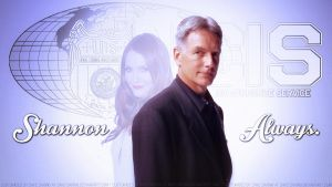 Mark Harmon Gibbs and Shannon by Dave-Daring